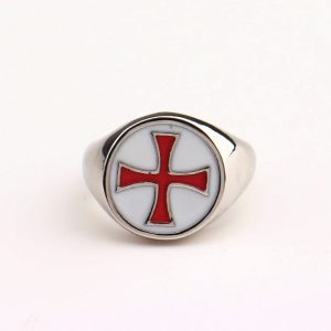 Assassin's Creed Knights Templar Cross Ring