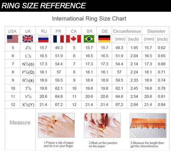 templar ring size