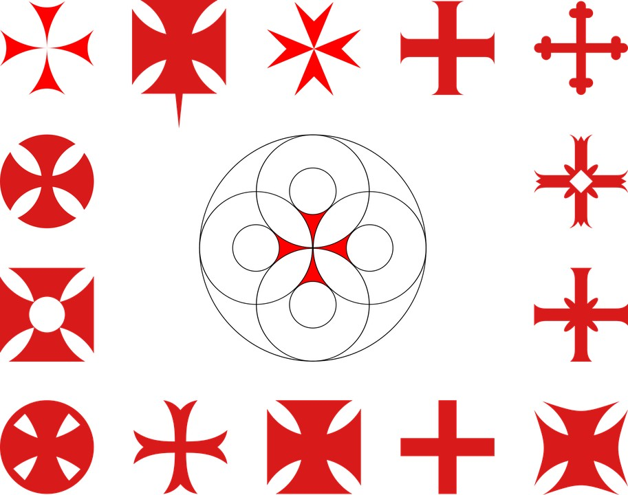 Knights Templar Red Cross Meaning