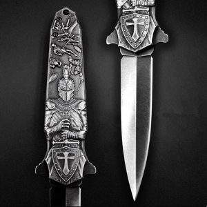 knight templar knife