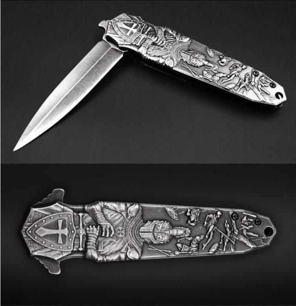 knight templar knife