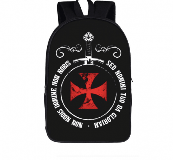 crusaders cross backpack