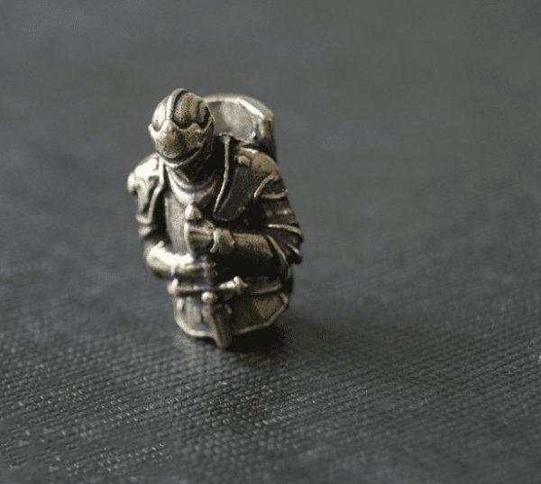 knights templar bead