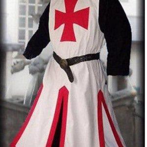knights templar suit