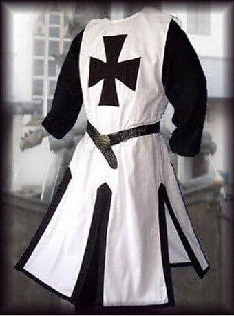 templar costume