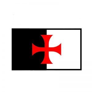knights templar sticker